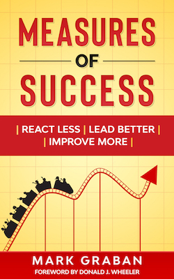 Measures of Success Book Cover
